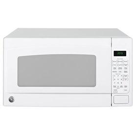 GE 2-cu ft 1,200-Watt Countertop Microwave (White)