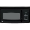 GE 1.7 cu ft Over-the-Range Microwave (Black)