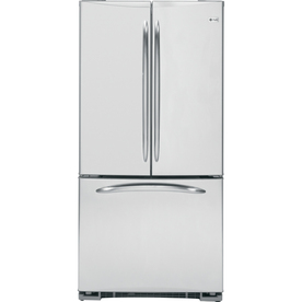 GE Profile 22.2 Cu. Ft. French Door Refrigerator (Color: Stainless Steel) ENERGY STAR