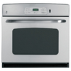 GE 30-in Single Electric Wall Oven (Stainless Steel)