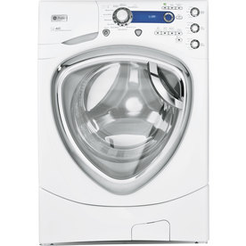 GE Profile Profile 4.3 cu ft Front-Load Washer (White) ENERGY STAR
