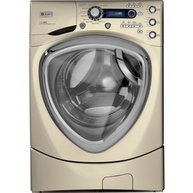 GE Profile Profile 4.3 cu ft High Efficiency Front-Load Washer (Champagne) ENERGY STAR