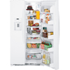 GE Profile 25.9 cu ft Side-by-Side Refrigerator (White) ENERGY STAR