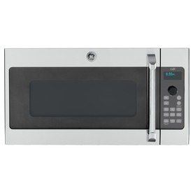 GE Caf 1.7 cu ft Over-the-Range Convection Oven Microwave (Stainless Steel)