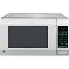 GE 1.6-cu ft 1,150-Watt Countertop Microwave (Stainless Steel)