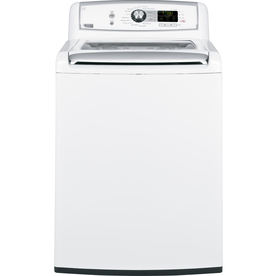 GE Profile 4.5 cu ft High-Efficiency Top-Load Washer (White) ENERGY STAR