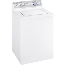 GE 3.6 cu ft Top-Load Washer (White) ENERGY STAR