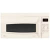 GE Profile 1.7 cu ft Over-the-Range Convection Oven Microwave (Bisque)