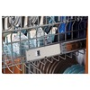 GE 52-Decibel Built-In Dishwasher with Hard Food Disposer (Stainless Steel) (Common: 24-in; Actual 24-in) ENERGY STAR
