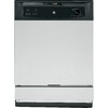 GE 64-Decibel Built-In Dishwasher with Hard Food Disposer (Stainless Steel) (Common: 24-in; Actual 24-in) ENERGY STAR