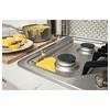 GE Profile 5-Burner Gas Cooktop (Stainless Steel) (Common: 36-in; Actual: 36-in)