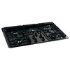 GE 5-Burner Gas Cooktop (Black) (Common: 36-in; Actual: 36-in)