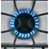 GE 4-Burner Gas Cooktop (Stainless Steel) (Common: 30-in; Actual: 30-in)