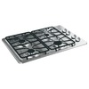 GE 30-in 4-Burner Gas Cooktop (Stainless)