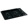GE 30-in 4-Burner Gas Cooktop (Black)