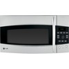 GE Profile 2.1 cu ft Over-the-Range Microwave (Stainless Steel)
