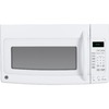 GE 1.9 cu ft Over-the-Range Microwave (White)