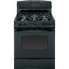 GE Profile 30-in 5-Burner Freestanding 5.4 cu ft Gas Range (Black)