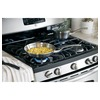 GE 5-Burner Freestanding 5-cu Self-Cleaning Convection Gas Range (Stainless Steel) (Common: 30; Actual: 30-in)