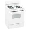 Hotpoint 30-in Freestanding 4.8 cu ft Gas Range (White)