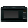 GE 1.1 cu ft 1100-Watt Countertop Microwave (Black)