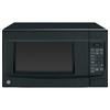 GE 1.4 cu ft 1100-Watt Countertop Microwave (Black)