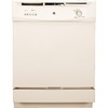 GE 62-Decibel Built-In Dishwasher with Hard Food Disposer (Bisque) (Common: 24-in; Actual 24-in) ENERGY STAR
