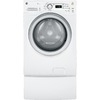 GE 3.6 cu ft High-Efficiency Front-Load Washer (White) ENERGY STAR