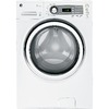 GE 4.1 cu ft Stackable Front-Load Washer (White) ENERGY STAR