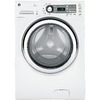 GE 4.1 cu ft High-Efficiency Front-Load Washer (White) ENERGY STAR