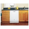 GE 55-Decibel Built-In Dishwasher with Hard Food Disposer (White) (Common: 24-in; Actual 23.75-in) ENERGY STAR