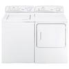 Hotpoint 6-cu ft Gas Dryer (White)