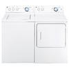 GE 6.8-cu ft Gas Dryer (White)