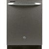 GE 24-in Built-In Dishwasher with Hard Food Disposer and Stainless Steel Tub (Slate) ENERGY STAR