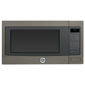 Display Product Reviews For Profile 2 Cu Ft 1100 Watt Countertop Microwave Slate