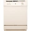 GE 62-Decibel Built-in Dishwasher (Bisque) (Common: 24-in; Actual: 24-in) ENERGY STAR