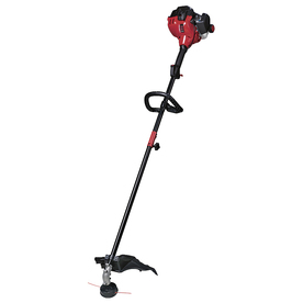 Troy-Bilt 27cc 2-Cycle 17-in Straight Gas String Trimmer and Edger