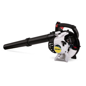 Yard-Man 27cc 2-Cycle Medium-Duty Gas Blower with Vacuum Kit