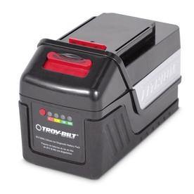 Troy-Bilt 20-Volt 5.5-Amps Rechargeable Lithium Ion (Li-Ion) Cordless Power Equipment Battery