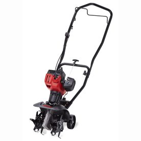 Yard Machines 25cc 2-cycle 10-in Gas Cultivator