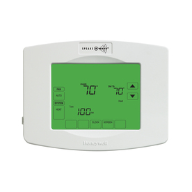 Honeywell 7-Day Touch Screen Programmable Thermostat (Works with Iris)