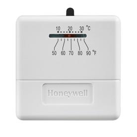 Honeywell Square Mechanical Non-Programmable Thermostat