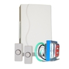 Honeywell White No Doorbell Kit