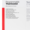Honeywell 5-2 Day Programmable Thermostat