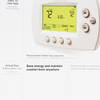 Honeywell 7-Day Programmable Thermostat with Built-In Wifi