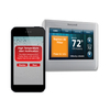 Honeywell 7-Day Touch Screen Programmable Thermostat with Built-In Wifi