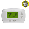 Honeywell Rectangle Electronic Non-Programmable Thermostat