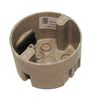 Allied Moulded 22.5-cu in 1-Gang Fiberglass Round Ceiling Electrical Box