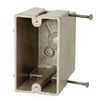 Allied Moulded 22.5-cu in 1-Gang Fiberglass New Work Wall Electrical Box