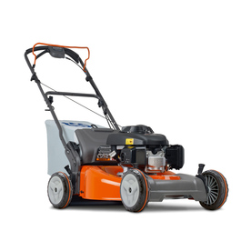 Husqvarna HU700L 160-cc 22-in Self-Propelled Rear Wheel Drive Rear Discharge Gas Push Lawn Mower with Honda Engine and Mulching Capability HU700L